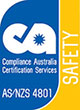 Australian Standard/New Zealand Standard 4801 for Occupational Health and Safety