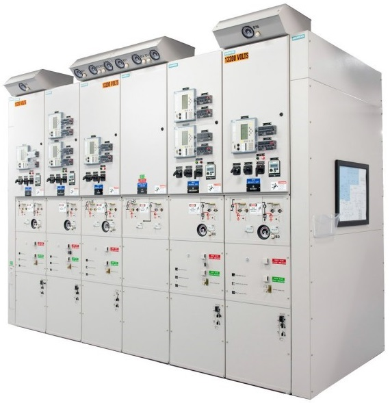 SF6 Switchgear Example